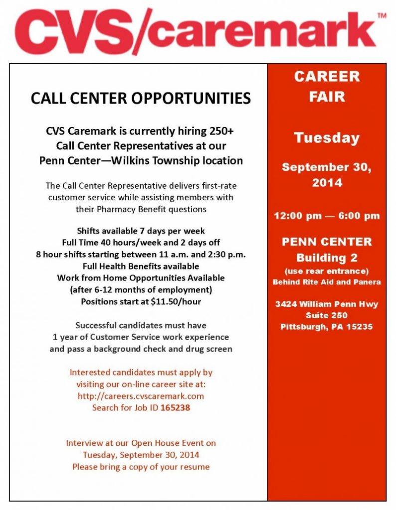 cvs-career-fair