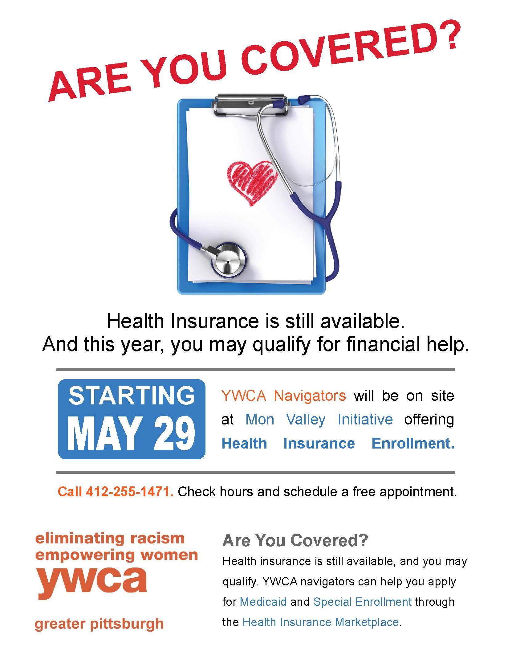 YWCA Healthcare Navigators