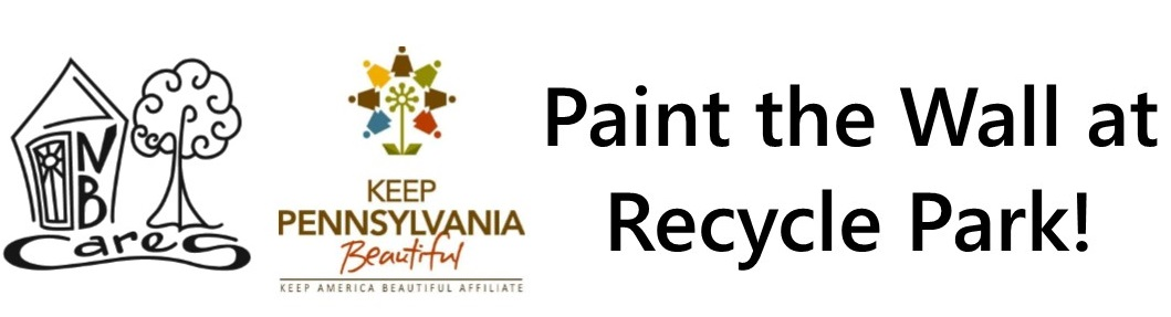 """""""Keep Pennsylvania Beautiful"""" Funds a Paint Project at North Braddock's Recycle Park"""