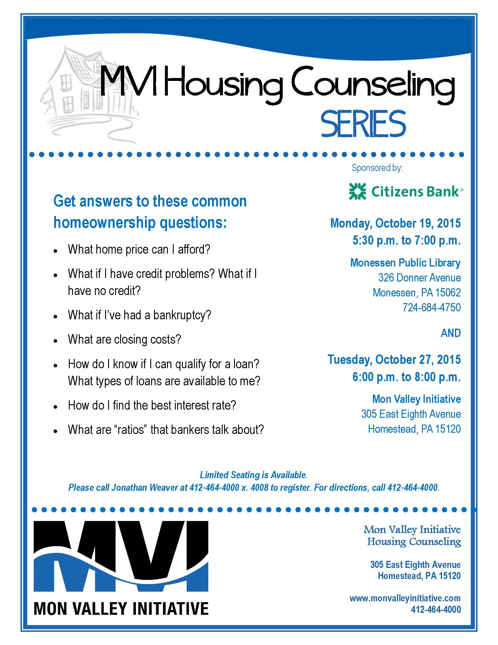 MVI Housing Counseling Series