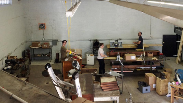 Recently renovated Free Press Buildings attract new business to Braddock