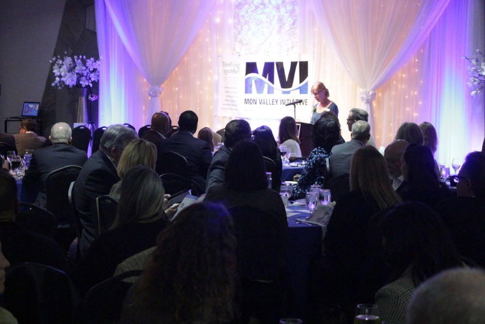 Davis, Food Bank honored by MVI at annual awards banquet